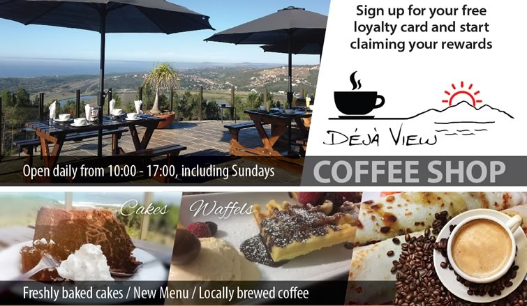 Deja View Coffee Shop